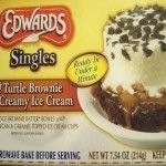 Edwards Singles Hot Turtle Brownie