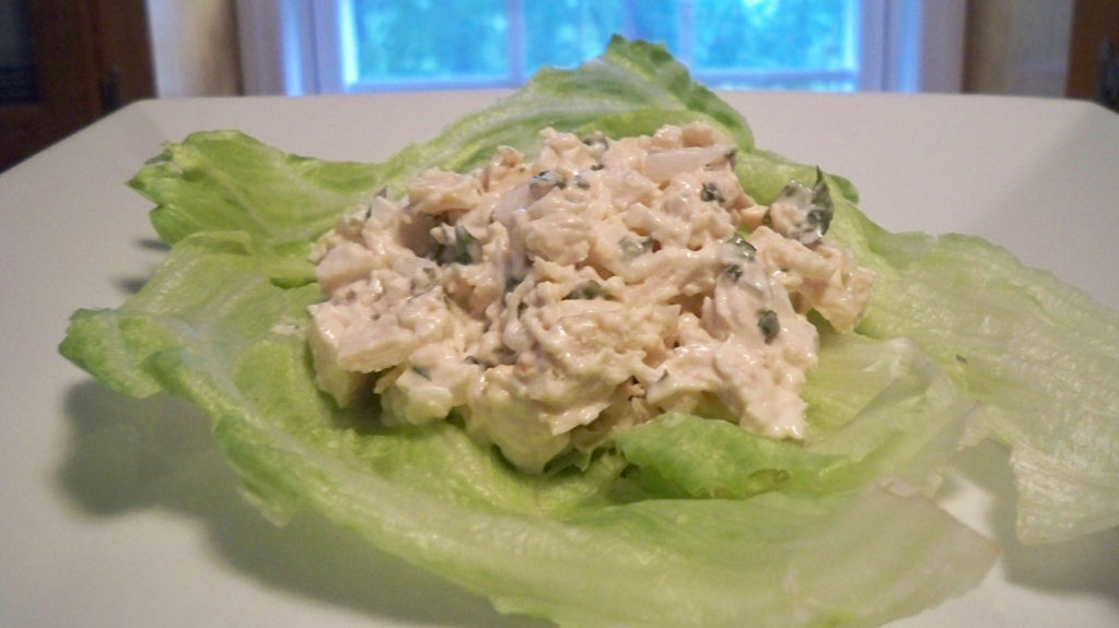 Posts related to Cool Lemon Chicken Salad